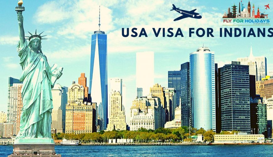 US Visa For Indians - FlyForholidays