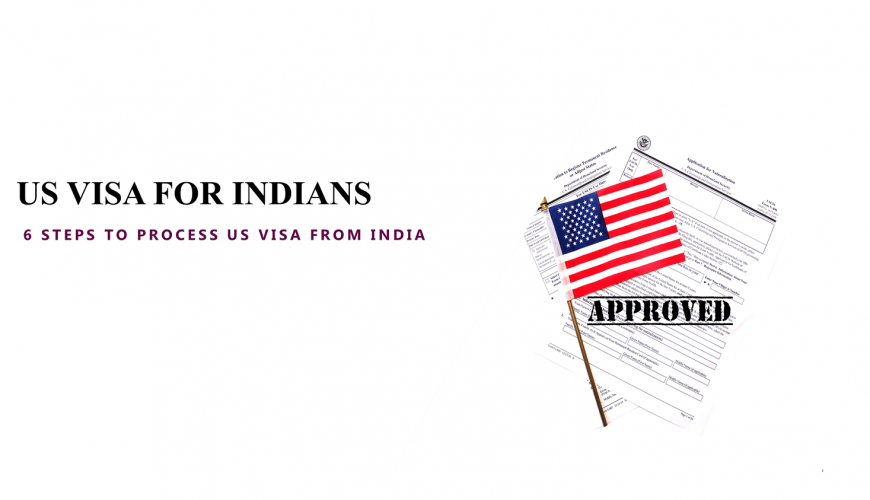 How to Process United States Visa From India - Fly For Holidays