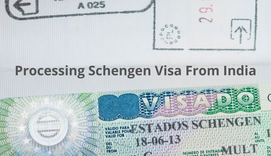 Processing Schengen Visa From India - Fly For Holidays