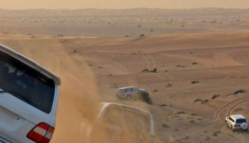 Desert Safari Dubai - Fly For Holidays