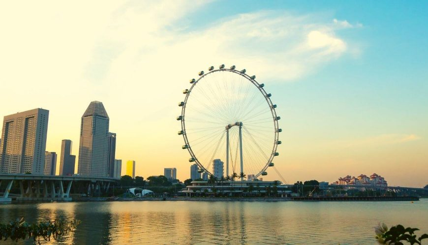 Singapore Flyer Ticket - Fly For Holidays