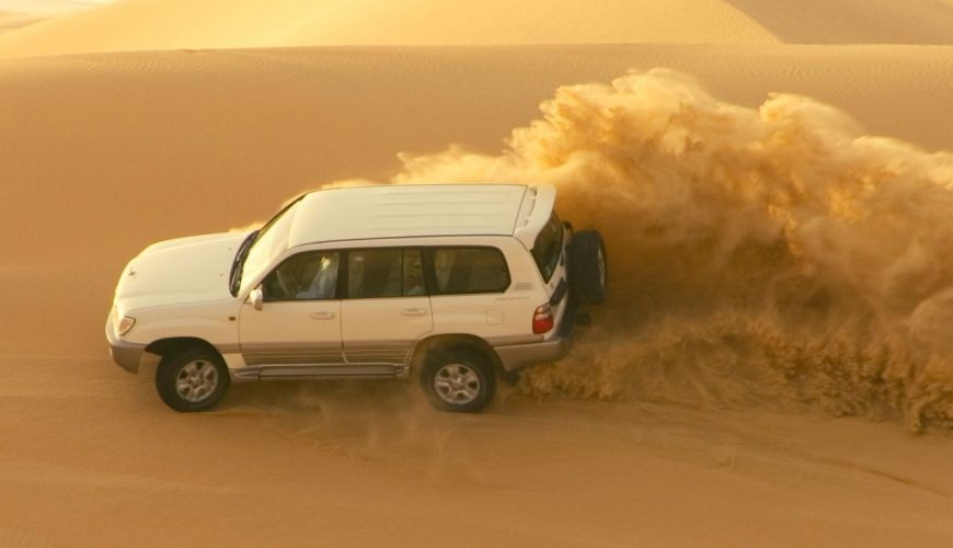 Desert Safari - Fly For Holidays