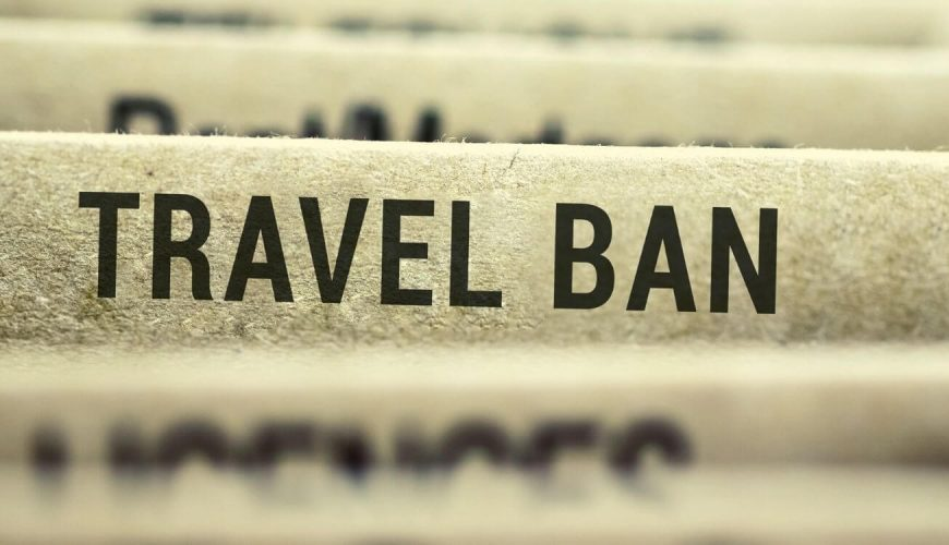 Travel Ban For Indians - Fly For Holidays