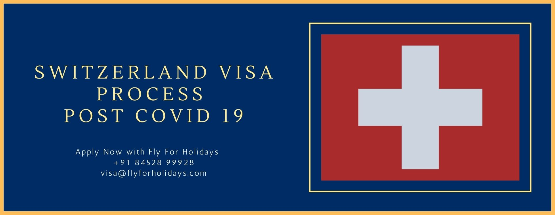 Apply For Switzerland Visa - Fly For Holidays